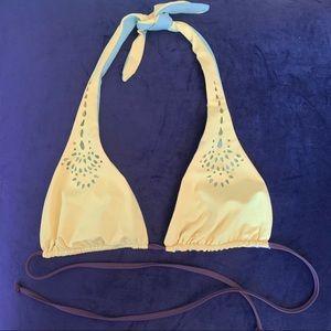 L Space Reversible Bikini Top